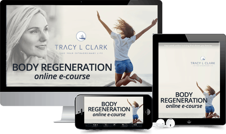 Watch Tracy L Clark's Body Regeneration Basics online e-course online