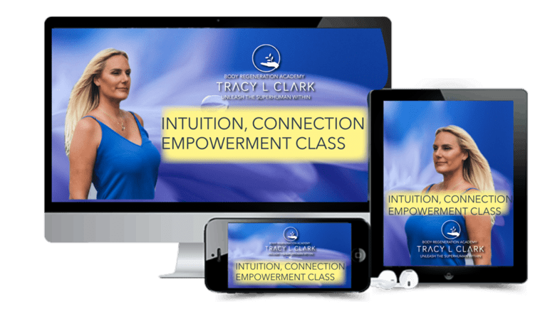 Watch Tracy L Clark's Intuition, Connection and Empowerment Class online