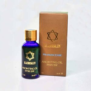 Anointing Oil, Frankincense