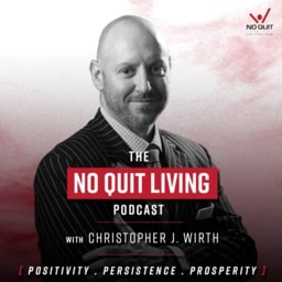 No Quit Living Podcast Logo