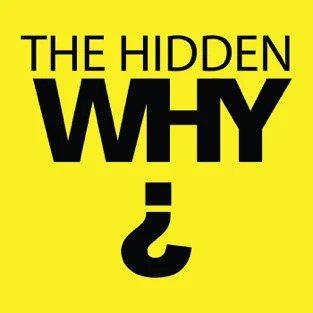 The Hidden Why Podcast Logo